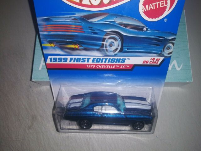 Red Version Details about  /HOT WHEELS Loose 1:50 SCALE /'70 Chevelle
