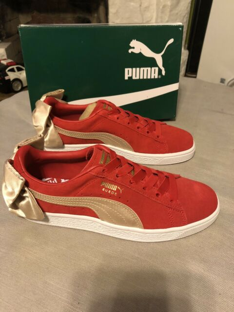 5cc1d27162656a Frequently bought together. Puma Suede Bow Varsity ...