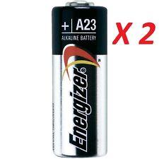 2 x Energizer A23 12V batterie 23A LRV08 MN21 E23A K23A