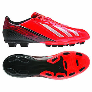 purchase cheap c4f30 f1caf Image is loading Adidas-Mens-F5-TRX-FG-Football-Boots-Cleats-