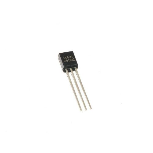 10pcs TL431A TL431 DIP TO-92 Programmable Voltage Reference