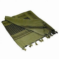 NEW Green & Black British Army Shemagh Military Scarf