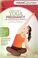 Yoga Pregnancy: Pre- & Post-Natal Workouts (Fitness DVD) With Heather Seiniger