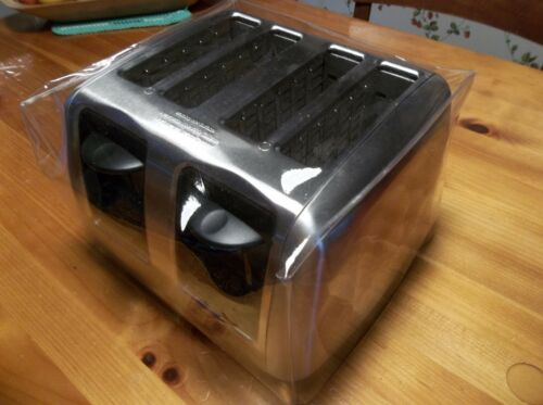 CLEAR HEAVY VINYL DUST  COVER  FOR A  TOASTER OR TOASTER OVEN