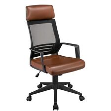 Ergonomic Mesh Office Chair With Head Rest Height Adjustable Computer Chair