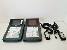 Lot Of 2 Micros Keyboard Workstation 270 Kw270 Point Of Sale Pos Terminal