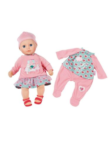 Baby Annabell-Little Annabell /& Abito 36cm-Nuovo di Zecca