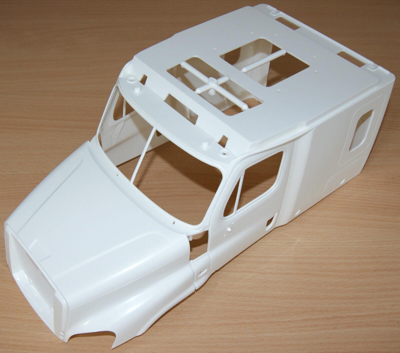 Tamiya 56340 Freightliner Cascadia Evolution, 9335718 19335718 Body Shell CAB