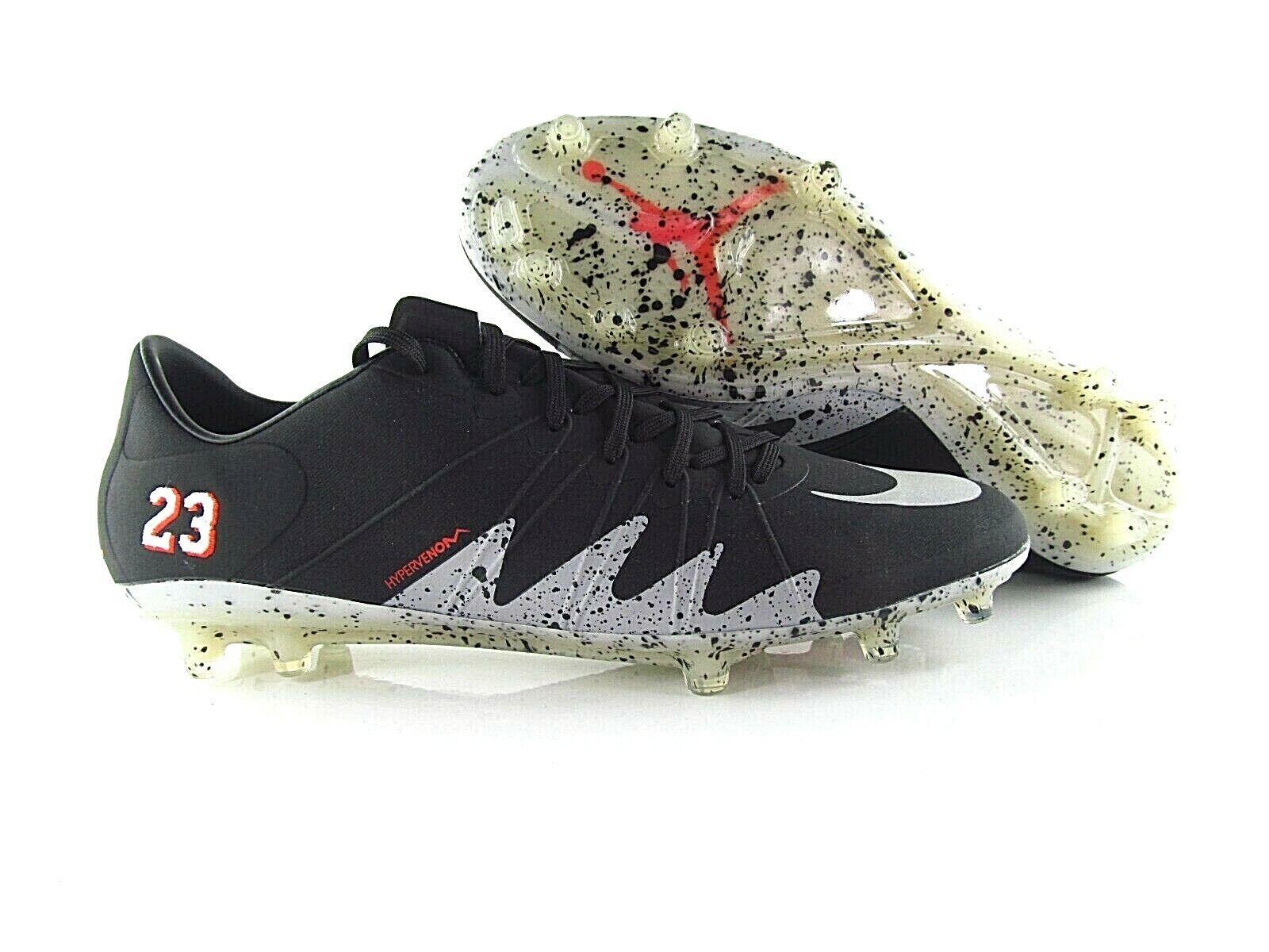 Nike hypervenom phinish NJR FG neymar x jordan acc 820122 006 us_12.5 eur_47
