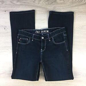 Jag-Denim-Bondi-Boot-Cut-Women-039-s-Jeans-Size-9-W29-L29-EE4
