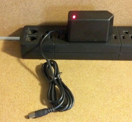 Yamaha Portatone PSR-62 PSR-38 PSR-220PC PSR-195PC *121 Power Supply//AC Adapter