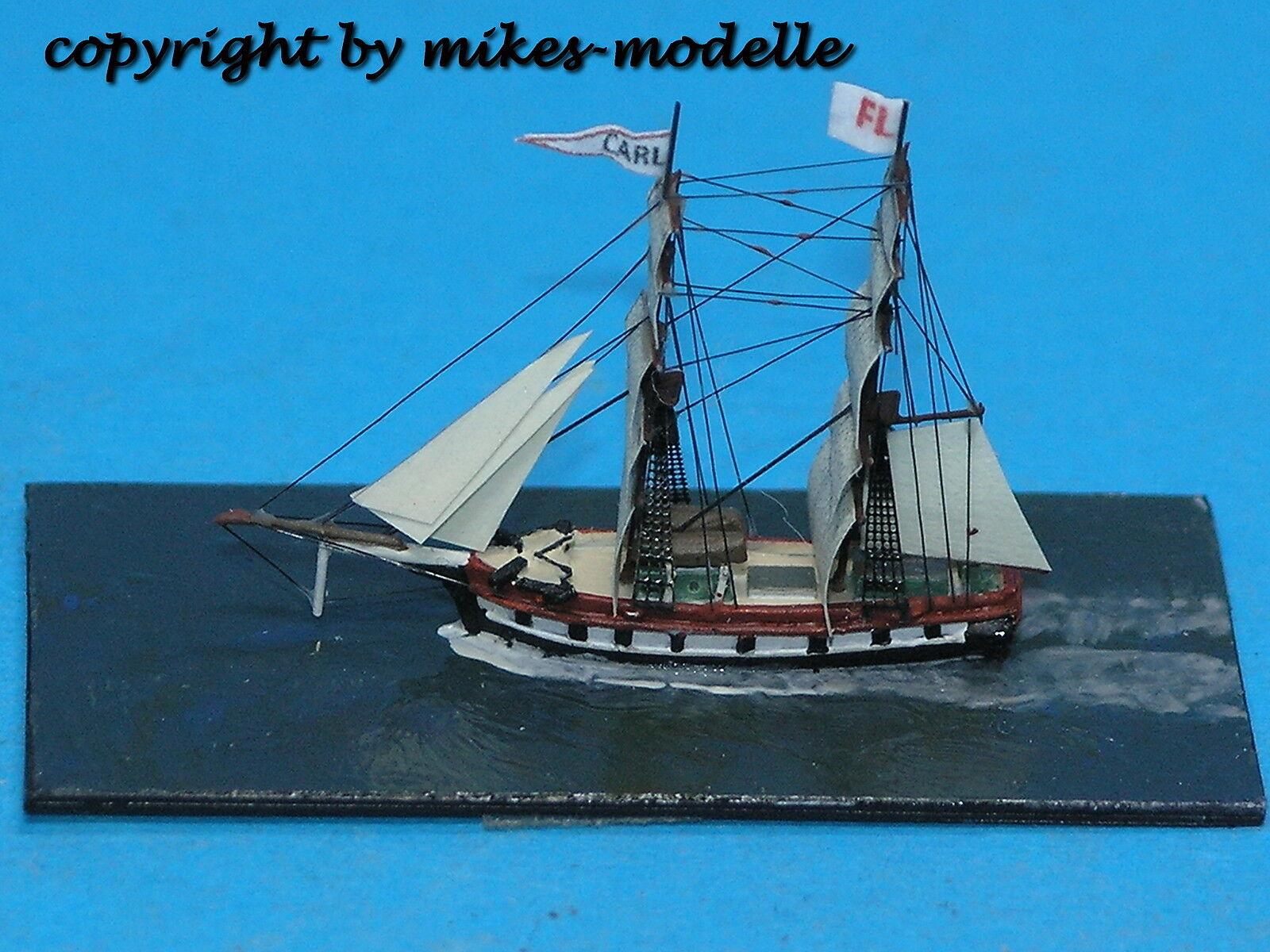 1  1250 velero Carl von rodkling (rkhs 051) OVP