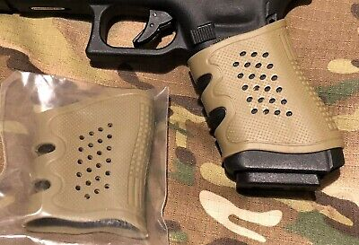 Pistol Pistola Hogue grip in gomma Griff si adatta a tutti Glock