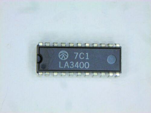 "LA3400  /""Original/"" Sanyo  22P DIP IC  1  pc"