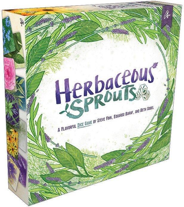 Herbacée choux Game + pédale de démarrage Exclusive vert Thumb Expansion NEW ship  0