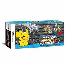 Used DS Battle & Get! Pokemon Typing DS (black keyboard) Japan Import