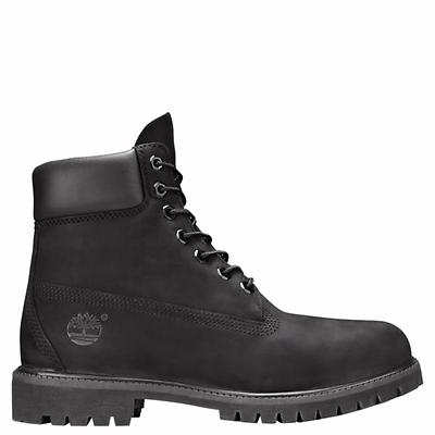 Timberland 6 Inch Premium Waterproof Boot Black