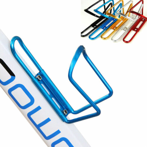 Bike Water Bottle Holder Aluminum-Alloy Bicycle Cycling Drink Cup Rack Cage