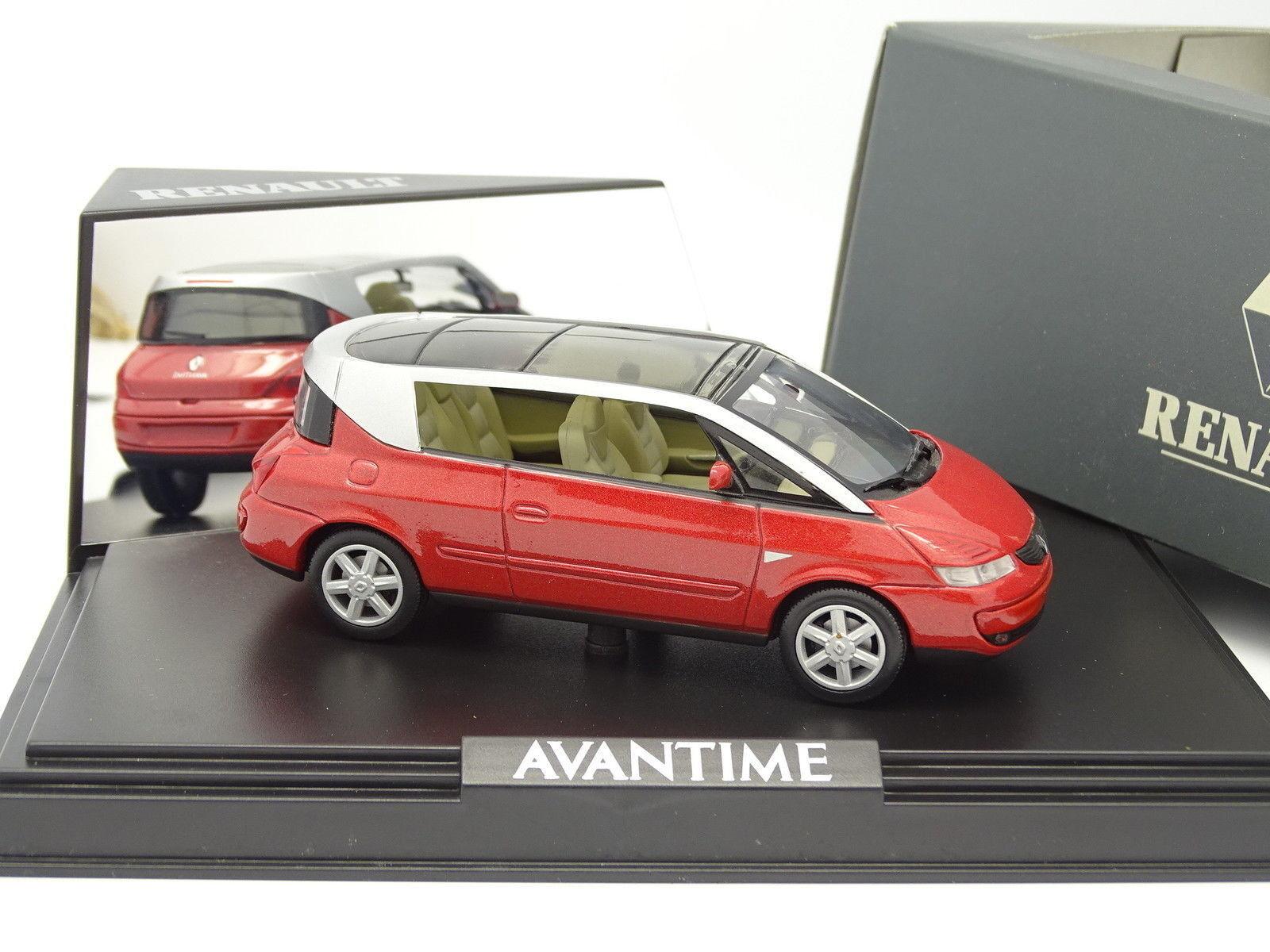 ci sono più marche di prodotti di alta qualità Norev Norev Norev 1 43 - Renault Avantime Rosso  vendita outlet