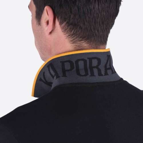 Polo Kaporal manches courtes homme LYNX Black