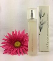 Avon Liiv Botanicals Vitality Eau De Toilette Spray Edt Perfume Edp (nib)
