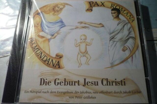 Die Geburt Jesu Christi -- Hörspiel--neu,ovp