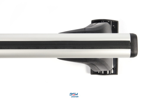 Roof rack Cross Bars for Mercedes C-Class W204 Saloon 07-14 Fixpoint ALU silver