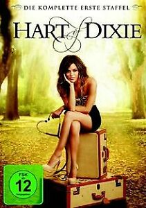 Hart-of-Dixie-Die-komplette-1-Staffel-5-DVDs-DVD-Zustand-gut