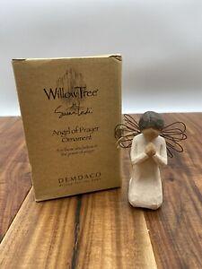 WILLOW-TREE-034-Angel-of-Prayer-034-1999-DEMDACO-Susan-Lordi-Figurine