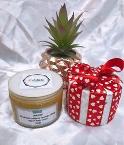 450g-Manuka-honey-amp-Argan-Oil-Sugar-Scrub-Exfoliating-Handmade-100-Natural