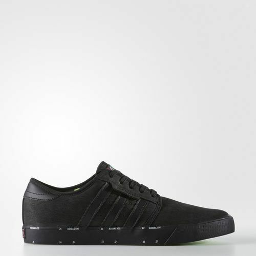 NEW MEN'S ADIDAS ORIGINALS SEELEY X ARI MARCOPOULOS SHOES Price reduction  BLACK//BLACK Cheap and beautiful fashion
