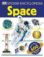 Sticker Encyclopedia: Space DK Sticker Encyclopedias