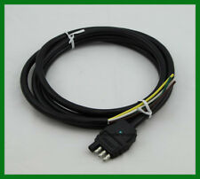 End Light Wiring Harness Bonded Flat 5 Way Pole Pin Connector Ebay on