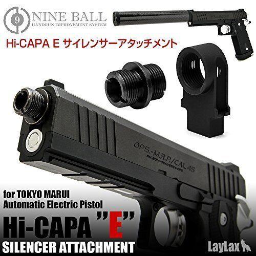 Laylax  Nine Btutti Silenziatore Attacco per Tokyo Marui AEG -hi-capa E- 146571  promozioni di sconto