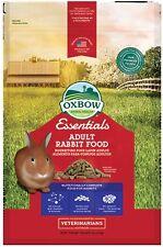Oxbow BUNNY BASICS Food High-Fiber Timothy Pellet for Rabbits 5 Pounds
