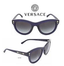 Versace Sunglasses VE4291 5138//8G Transparent Blue Women/'s 100/% Authentic//New