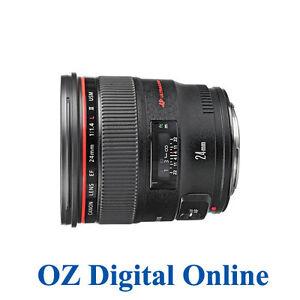 Canon-EF-24mm-f-1-4-F1-4-L-II-USM-Lens-1-Year-Au-Wty