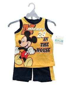 Mickey-Mouse-2-Piece-Outfit-Mickey-Mouse-Outfit