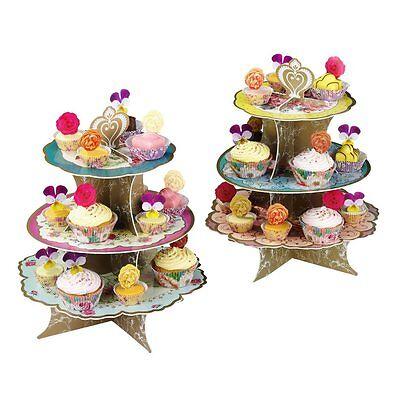 Truly Scrumptious 3 Tier Cakestand - (CSSTANDUTTERLY)