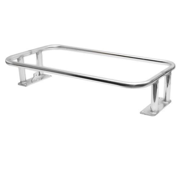 Tracker Boat Cooler Holder Frame 144724 | 72 Quart Aluminum | eBay