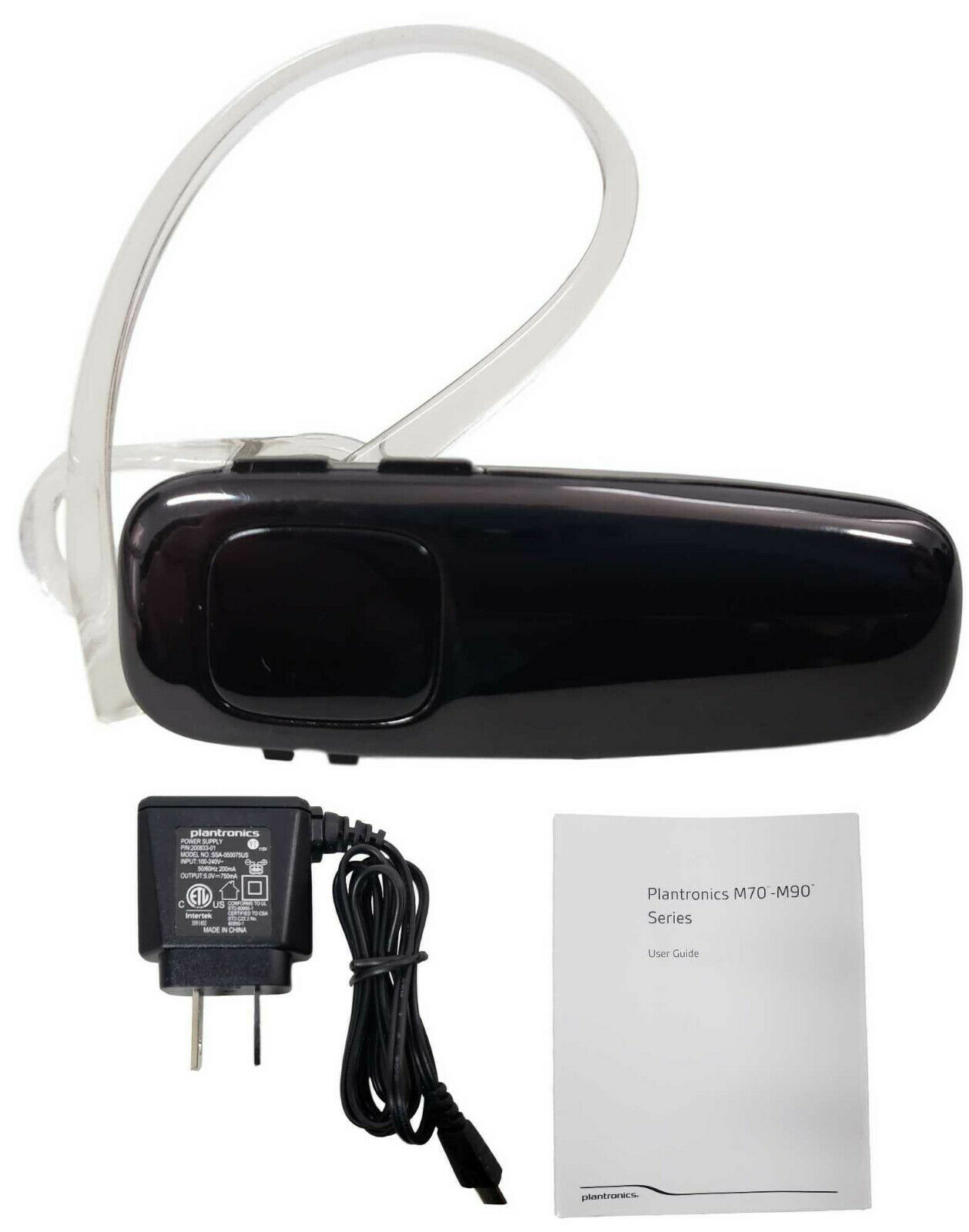 200739-05 Plantronics M70 Bluetooth Headset