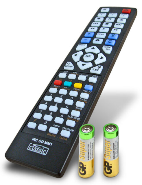 Replacement Remote Control for Philips BDP2500/05
