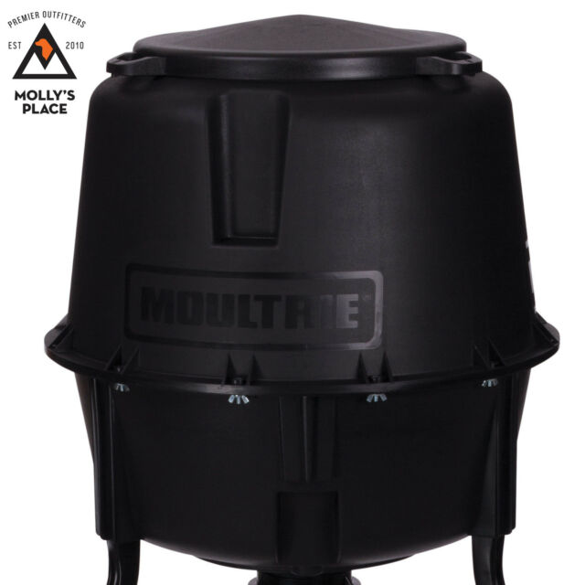 ez timer in feeder one the all review kit fill of moultrie gallon deer