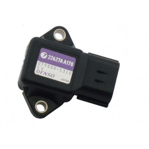 Brand New Genuine Denso MAP Sensor for Subaru Imprezza WRX STI