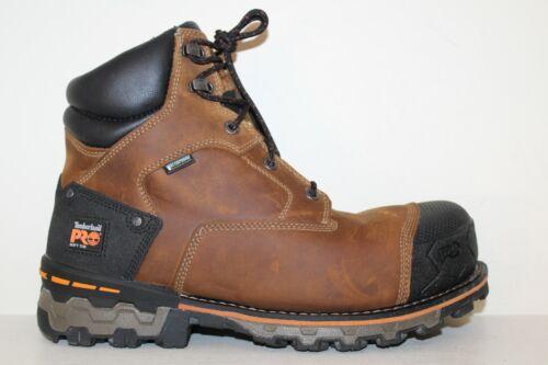 "Timberland PRO 6"" Boondock Work Boots Mens Sz 12 W"