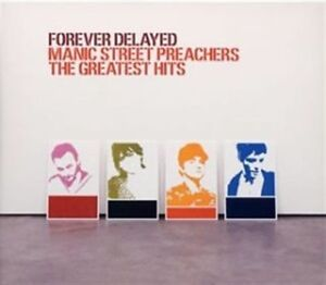MANIC-STREET-PREACHERS-FOREVER-DELAYED-MANIC-STREET-PREACHERS-JAPAN-2-CD-G35