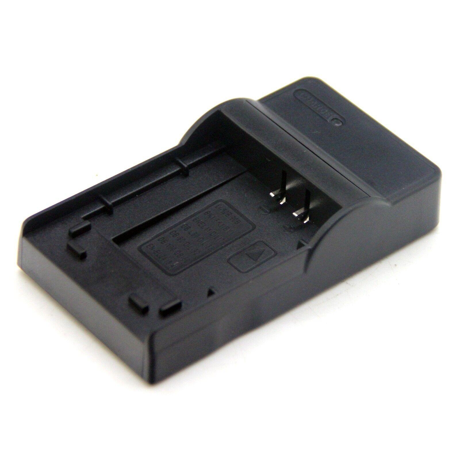77D M5 M6 Ladegerät mit Ladekontrollanzeige und Micro USB für Canon EOS 850D