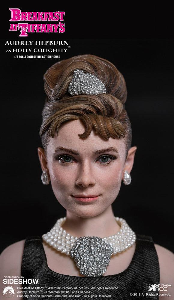 Holly Golightly Audrey Hepburn  Sexta Escala Figura  Estrella Ace Juguetes Ltd  MIB