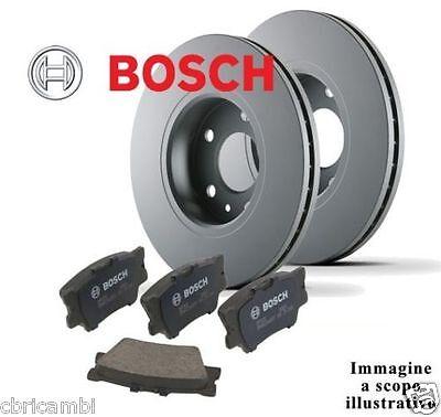 Kit Dischi freno e pastiglie Mercedes Classe A W169 180 cdi 80kw anteriori Bosch