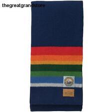 "Pendleton Crater Lake National Park Queen Blanket 100 Pure Virgin Wool 90 X 90"""